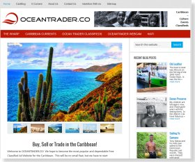 OceanTrader.co - Caribbean Classifieds