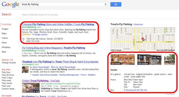 how to delete a google place listing