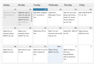 5 Reasons You'll Love the WordPress Editorial Calendar