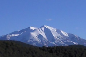 Mt.-Sopris - Near Aspen, Colorado