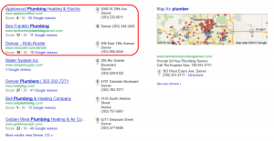 Local SEO Marketing - Google Plus Local Listings