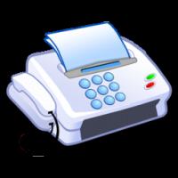Free Internet Fax Services Icon